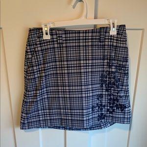 Nike Blue Golf Skirt size 4